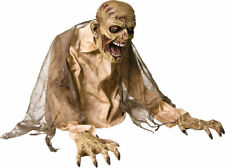 Morris Costumes Gaseous Zombie Animated Halloween Prop Haunted House Decoration