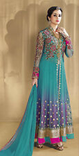 Bollywood Ethnic Salwar Kameez Indian Pakistani Designer Suit Party Wear Memsab7