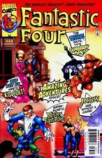 Fantastic Four Vol. 3 (1998-2003) #33