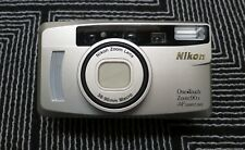 Nikon One Touch Zoom 90 QD 35mm Macro 38-90mm Camera / Excellent Condition