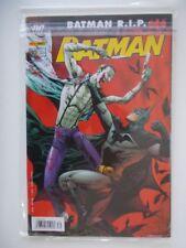 Batman R.I.P. Nº 30 (Jul 2009) - DC Comics-Panini Verlag-état 0-1
