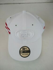 New San Francisco 49ers NFL Football 39THIRTY New Era Youth/Child Hat Authentic