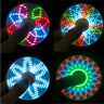 Colorful LED Light Hand Spinner Fidget Finger Gyro EDC ADHD Autism