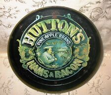 Advertising Serving Tray for Hutton's Ham & Bacon Pineapple Brand