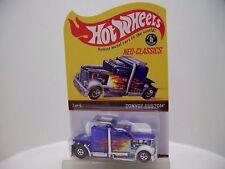 HOT WHEELS HWC Convoy Custom Flames Limited to 4500 2013 Neo-Classics