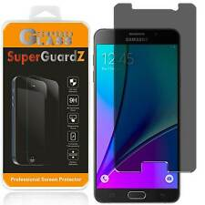 Privacy Anti-Spy Tempered Glass Screen Protector Armor For Samsung Galaxy Note 5