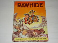 RAWHIDE BRITISH ANNUAL1960 PEN NAME INSIDE COVER