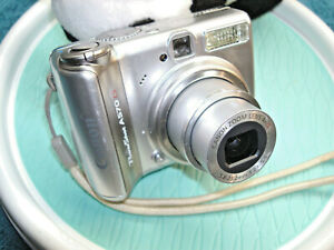 Canon PowerShot A570 IS Digital Camera 7.1MP - Silver