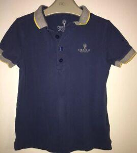 Boys Age 4-5 Years - Firetrap Short Sleeved Polo Shirt