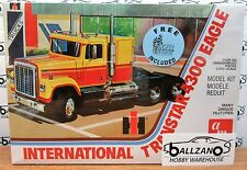 AMT 629 International Transtar 4300 Eagle Cab Plastic Model w/ gofer decals 1/25