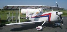 PJ-260 Parsons-Jocelyn Aerobatic Airplane Wood Model Replica Small Free Shipping