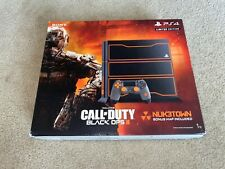 NEW PlayStation 4 Call of Duty: Black Ops III 3 Limited Edition 1TB Console PS4
