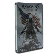 STEELBOOK ASSASIN'S CREED III COLLECTOR EDITIONS NUEVO