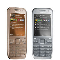 WORLDWIDE Nokia E52 Bluetooth WIFI GPS 3G 3.2MP Camera MP3 GSM Bar Mobile Phone