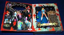 MEZCO Scary Tales Alice In Wonderland Mint in Original Box