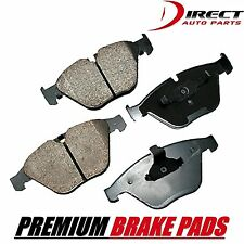 BRAKE PADS Complete Set Front  MD918 Disc Brake Pad - Semi-Metallic Pad, Front