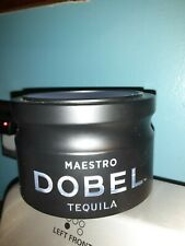 Maestro Dobel Tequila Display Lighted Bottle Advertising Base With Adaptor & Box