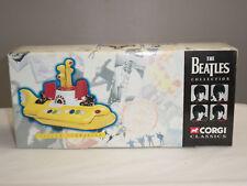1997 Corgi Classics 05401 The Beatles Yellow Submarine