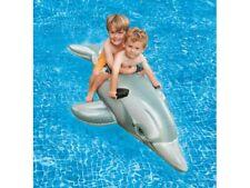 Schwimmtier Badetier Delphin 175 cm Neu