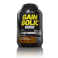 Olimp Gain Bolic 6000 3.5kg Muscle Mass Weight Gainer - Strawberry