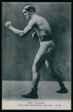 Boxing Sports USA Terrible Terry McGovern American Boxer original 1920s postcard
