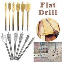 Woodworking Spade Drill Bit Flat Timber Wood Boring Drilling 6mm to 55mm