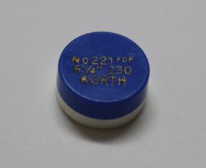 """Volante Reloj KURTH  Nº221 for 5  1/4"""" -  230."""