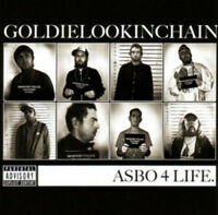 Goldie Lookin Chain : ASBO4life. CD (2009) ***NEW*** FREE Shipping, Save £s