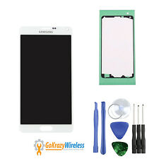 OEM Samsung Galaxy Note 4 LCD Display + Touch Screen Digitizer Replacement White
