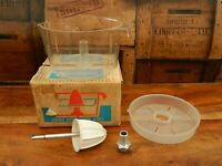 Kenwood Chef Juice Extractor Attachment A795 Vintage