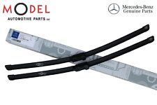 Mercedes-Benz Genuine wiper blade Set 2128201700 / 2048203145 For W212 W207 W204