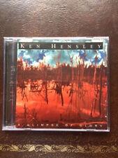 Ken Hensley (Uriah Heep) - a glimpse of Glory rare, eccellenti CD USATI