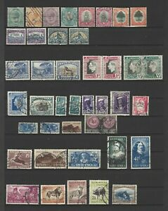 SOUTH AFRICA FINE USED SELECTION