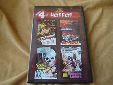 Movies 4 You: Horror (The Vampire, The Bat people, The Screaming Skull & 1 More)
