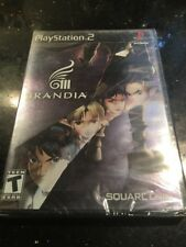 Grandia III Sony PlayStation 2, 2006) Ps2 Brand New Factory Sealed