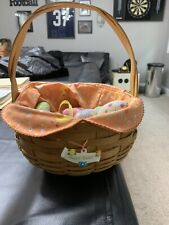 Longaberger Badket Happy Easter