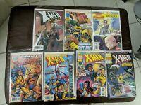 Uncanny X-men Annuals Lot Marvel Comics Rare        7 issues