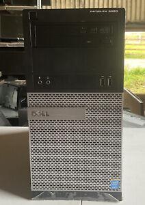 DELL OptiPlex 3020 i5 4GB RAM 1TB HDD CD Drive 115