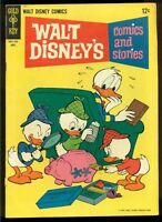 Gold Key Comics, Walt Disney's Comics and Stories Vol. 27 #7, 1967 Donald Duck!
