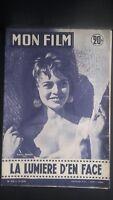 Revista Brigitte Bardot Mon Película N º 532 1956