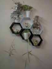 Hexagon Shelf - 1 pc Black
