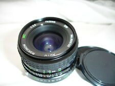 ROKINON 28mm F 2.8 lens MC for PENTAX K ( KR ) mount Camera SN8600765