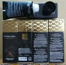 Titan Gel Gold ORIGINAL100% per l'ingrandimento del pene (migliora rap.sessuale)