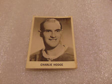 MONTREAL CANADIENS TEAM SET 1965-66 COKE PANEL STILL ATTACHED 18/18   36011