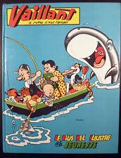 Vaillant Reliure 2 du journal 4ème  série 1962 TBE
