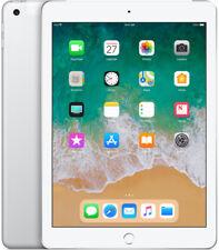 """Apple iPad 9 7"""" (2018) 128gb WiFi Cellular Argento Mr732ty/a da Spagna"""