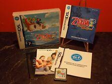 ZELDA PHANTOM Hour Glass Nintendo DS 3DS PAL A036