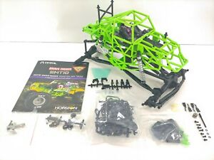 NEW: AXIAL SMT10 GRAVE DIGGER 1/10 SCALE MONSTER JAM TRUCK ROLLER SLIDER CHASSIS