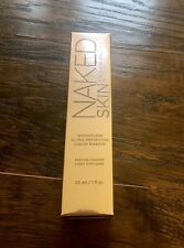 Urban Decay Naked Skin Weightless Ultra Definition Liquid Makeup Shade 11 New!
