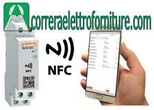 LOVATO TMM1NFC TMM1 NFC TEMPORIZZATORE MULTIFUNZIONE 1 MODULO 12/240V